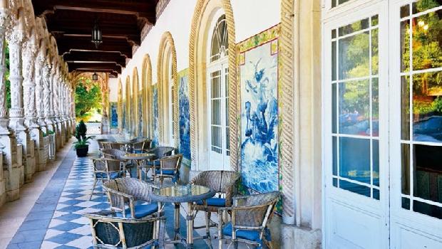在葡萄牙轉角遇到青花瓷
