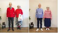 退休改當時尚網紅!擁76萬IG粉絲,日本花甲夫妻檔傳授穿搭心法:不刻意裝年輕,但提醒自己要挺直腰桿