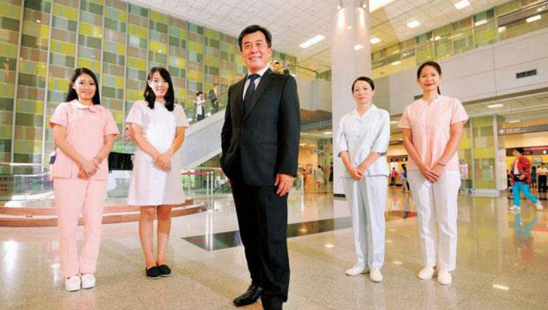 王永慶不要的生意,美德耐做到第一!首創醫護服只租不賣,搶進7成醫院、營收達50億