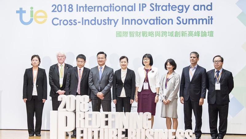 迎接國際智財新競局,開拓創新市場大商機