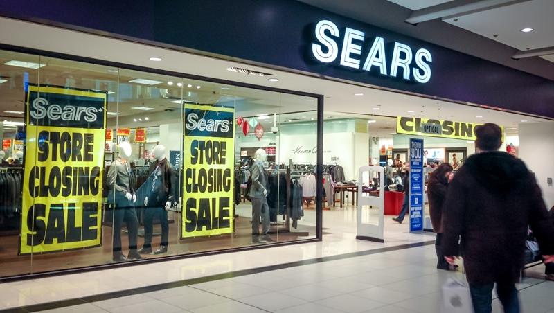 從郵購賣手錶,到開超過4千間分店...美國百年零售業巨擘聲請破產,給亞馬遜的警示