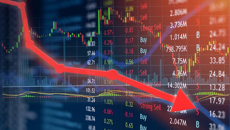 全球股市 陷10月黑色風暴