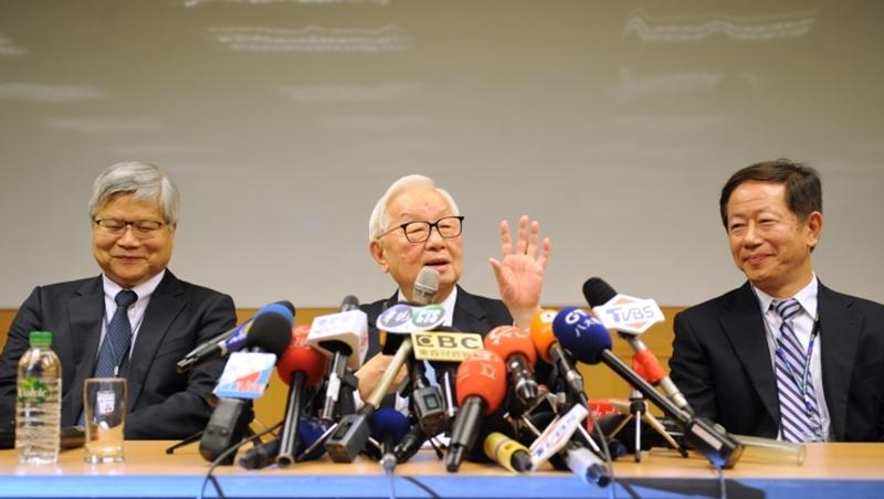 張忠謀最偉大的成就,是打造台積電團隊!「時勢造英雄」中國公司的最大弱點,給台灣的啟示