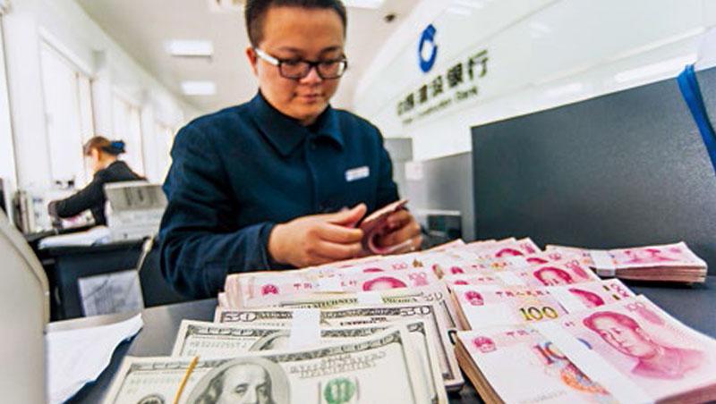 中國10月調降存款準備金率1個百分點,釋放資金,對人民幣恐造成貶值壓力。