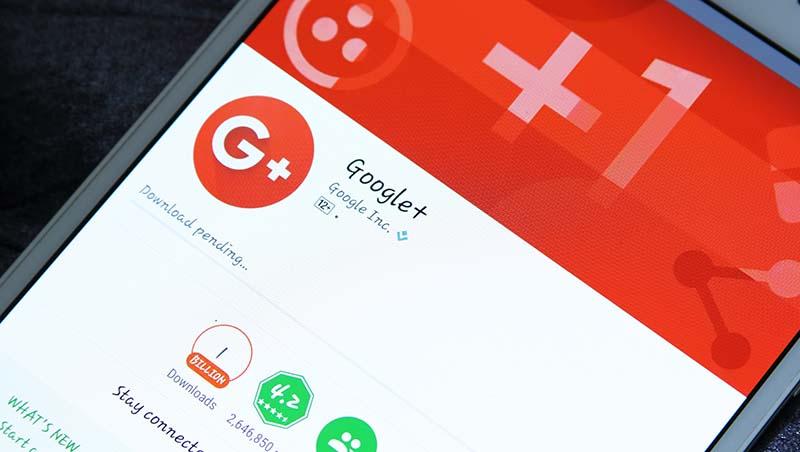 隱瞞數十萬戶個資外洩遭踢爆 谷歌宣布將停用Google+