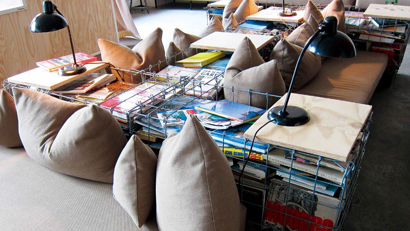 米歇爾貝格爾酒店 Michelberger Hotel(柏林)michelbergerhotel.com