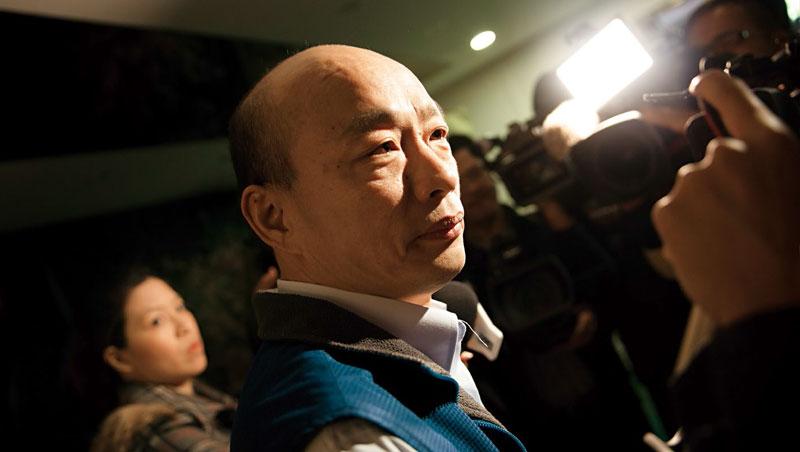 現任:國民黨高雄市委員會主委(4月宣布參選高雄市長)韓國瑜