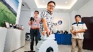 解決台灣缺電危機,竟然是要挑戰水產養殖業?他燒10億救缺電,IC業老董變省電馬達王