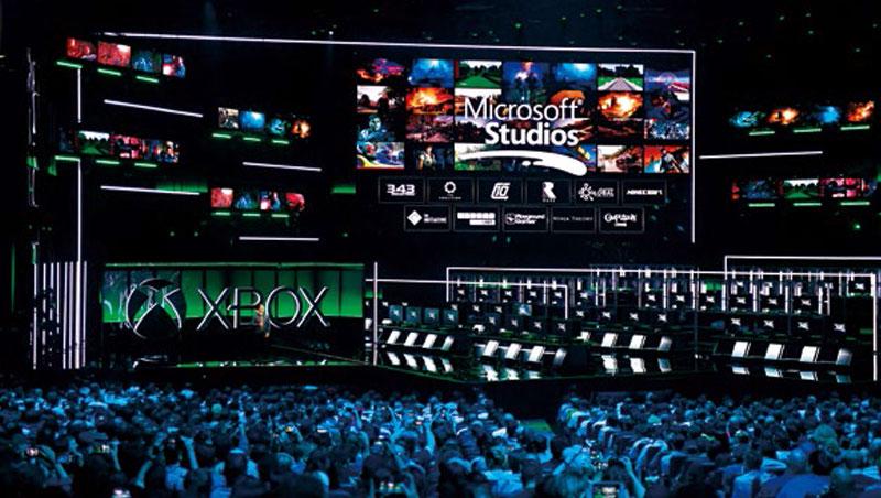 今年6月E3電子遊戲展,微軟展示18款獨占遊戲,打破以往遊戲只有「車槍球(賽車、射擊、運動類遊戲)」之譏。