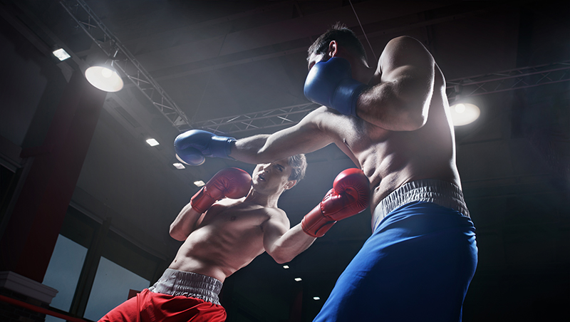 如日中天的拳王,遇上年近40的對手卻慘敗...一故事告訴你,沒做「這件事」,實力再強也不會贏