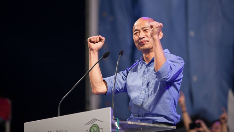 當台灣政治還在瘋「韓流」,全球經濟寒流卻正要來襲!老總給台灣經濟的2個解方