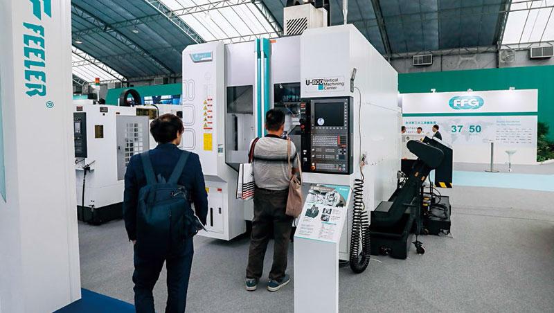 友嘉集團旗下的台灣麗偉是中國首波反傾銷調查的5大台廠之一,首當其衝的立式加工機(見圖),未來不排除改由關係企業的中國廠生產。