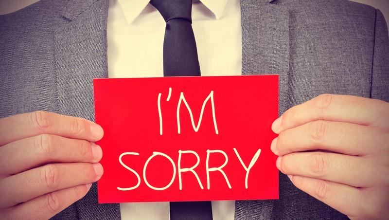 台灣人最愛說「不好意思」,英文別用sorry...一次整理,從小錯誤到正式道歉的英文