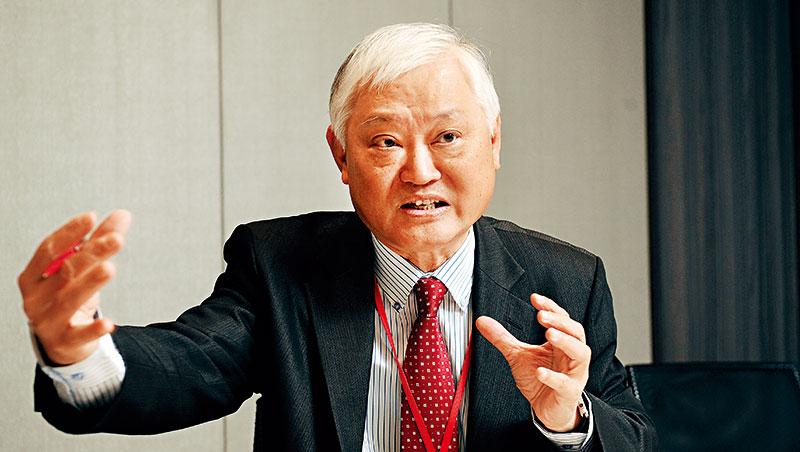 全球工業電腦龍頭廠研華執行董事何春盛