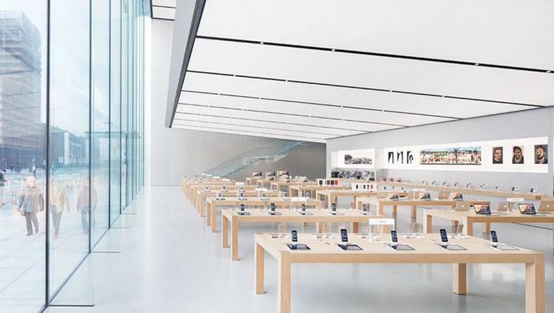 全球開店破500家》噴泉、竹林、古建築...細數全球那些美到果粉都想朝聖的Apple Store
