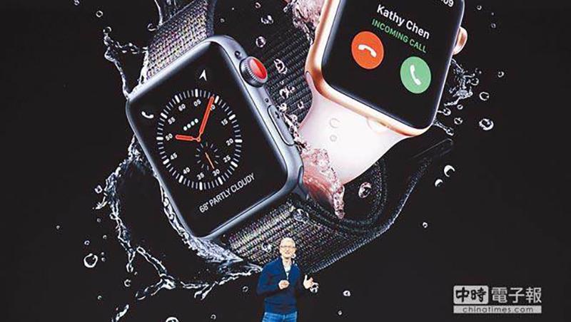智慧錶掀激戰!新對手空降成二哥 蘋果市占慘摔15%