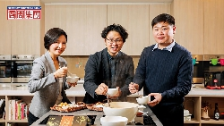 二代同桌吃飯20年 桂冠精準接班秘密!