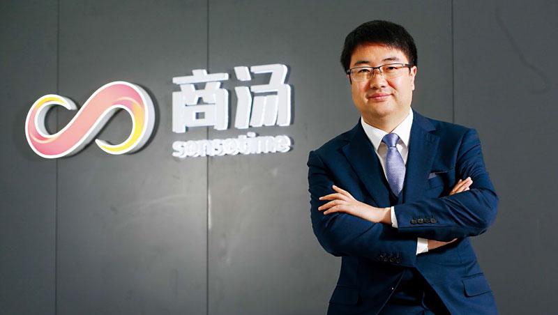 商湯香港總經理尚海龍(圖)說,商湯對AI技術商業化的極致追求,是投資人追捧關鍵。