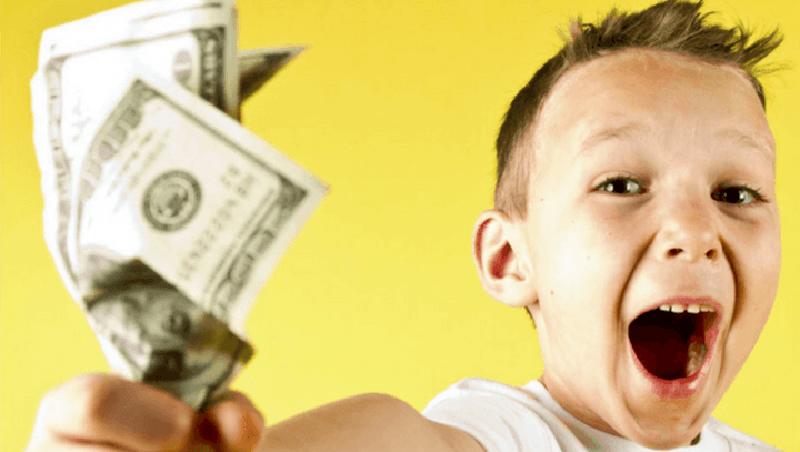 發一張照片要價上萬美元,7歲就賺進上億財富...看懂「小孩網紅」如何崛起,跟被打開的潘多拉盒子