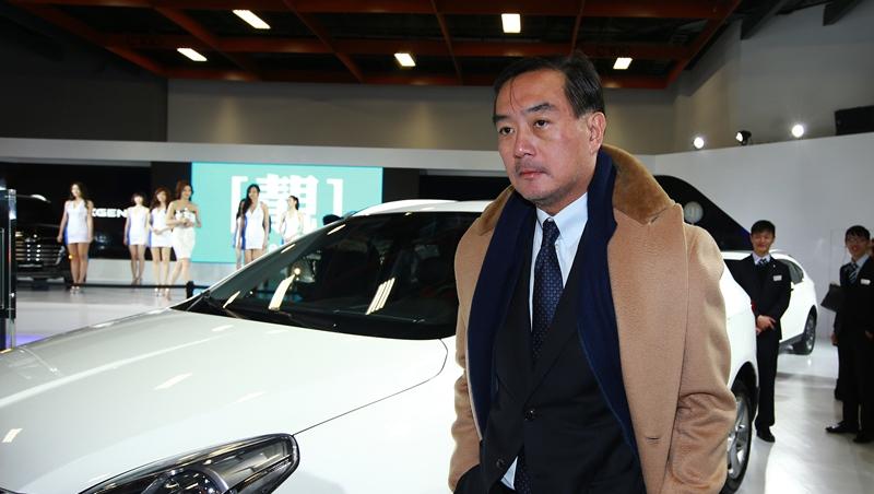 致力發展汽車事業》裕隆集團董事長嚴凱泰,驚傳病逝享年54歲