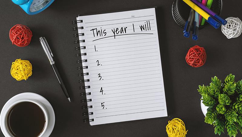 想瘦20公斤,立志1週減1公斤是錯的!史丹佛教授教你3招實踐目標,別再讓新年願望只是說說
