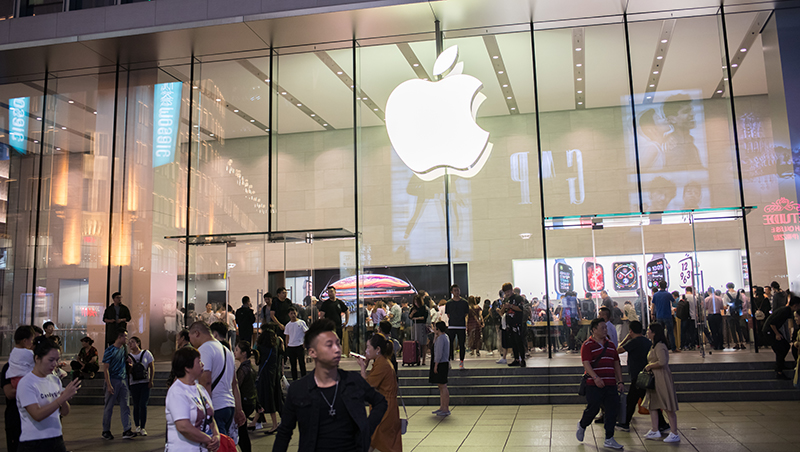 iPhone遭陸禁售 蘋果提復議