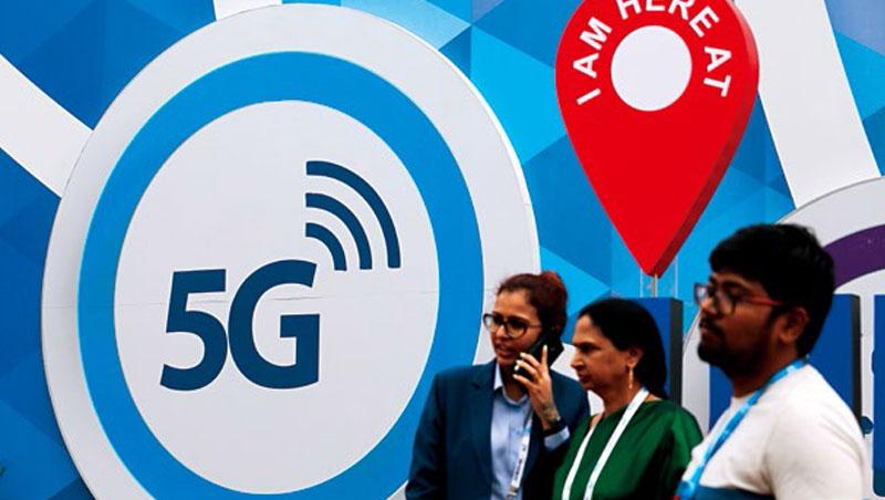 全球通訊營運商積極部署5G,在商用領域,目前中國跑第1,韓國與美國緊追在後。