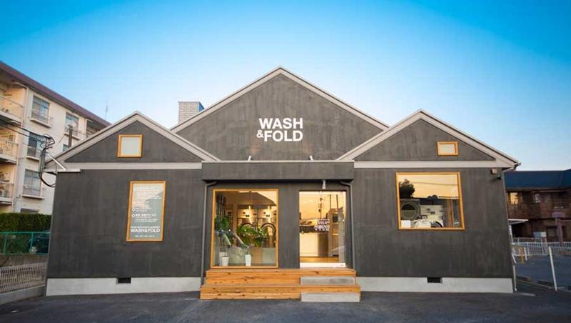 放假拿來洗衣服太浪費!從洗到摺都包辦...一個日本太妹開「洗衣咖啡店」成功變連鎖店老闆