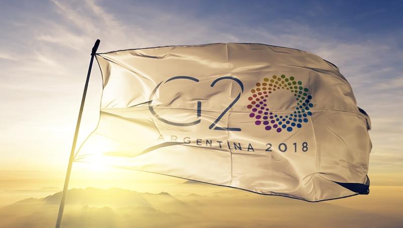 當川普取消記者會,G20主辦國總統卻強調中國重要性...一個記者現場觀察看中國的影響力