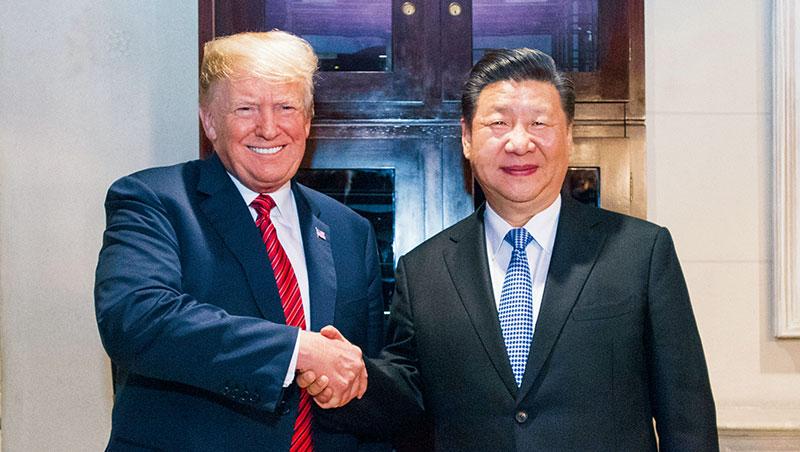 「非常成功的會談。」川習會後白宮聲明如此評價,但美國卻絲毫未放鬆對中國施壓。