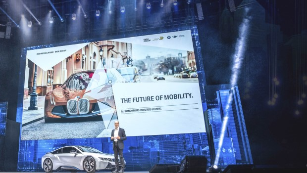 商周創新之夜邀請大師話未來BMW以自駕車共襄盛舉