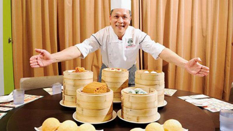 焗皮叉燒包有11道手續、馬來糕光發酵就要24小時!平價米其林餐廳,添好運的3招經營心法