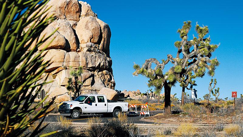 美國國家公園管理局統計,政府停工第一週就傳出7起人身遇害事件。義工組團巡園維護景觀之餘也加強安全防護。
