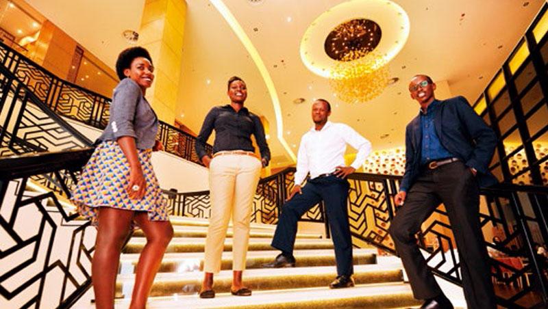 非洲新世代開始創業!2019年非洲經濟將成長4.1%,主要靠中小企業推動。