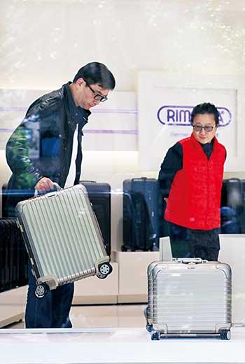 台灣人愛買這只德國來的行李箱,15年來高居該品牌全球業績前5名。