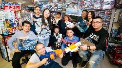 32歲西門町玩具店 「顧問員工」讓營收飆6倍