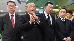 只是匯個錢,銀行員非要問清楚用途...蘇貞昌砍金融民怨第一刀:50萬內交易免嚴查!