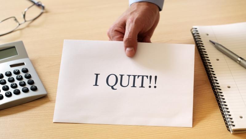 「公司核心價值是個屁!」一封震驚全公司的離職信,給年輕人的啟示:想漂亮離職有2關鍵