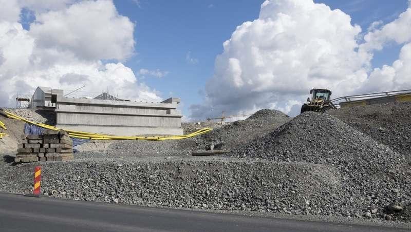 南部砂石大缺貨,營造業漲聲響起!砂石業者歸咎於《空污法》老舊柴油車汰換