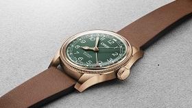 經典不只懷舊,更是堅持美好的信念 Oris Big Crown 指針式日期青銅錶