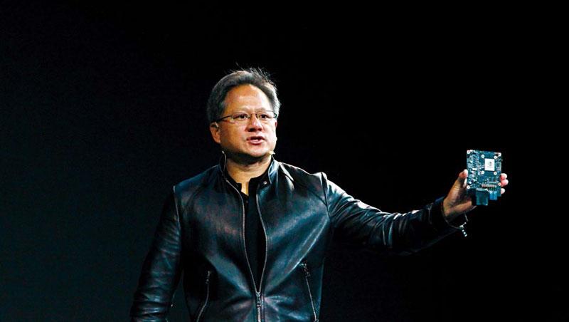 輝達執行長黃仁勳在2月14日法說會上表示,對圖像、高速運算、AI和自動駕駛領域等成長機會,「我們像過去一樣保持樂觀。」