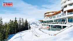 奢華滑雪度假  當一次歐洲貴族