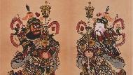 為何初一才能貼門神,鍾馗、岳飛最常見?穿越回宋朝,帶你看那些快失傳的過年傳統