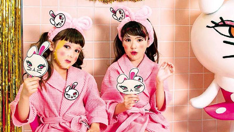 韓國人口約全球第30名,美妝市場卻已擠進前10,政府態度是,學童化妝風潮擋不住,不如製作引導正確使用的文宣。