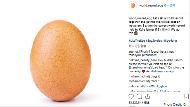 PO出後狂吸5千萬讚!IG史上最紅的雞蛋照,背後卻是超級盃廣告...看其中3點行銷啟示