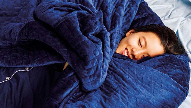 重力毯最大賣點是重量,號稱有助降低焦慮感。精神學家多半質疑實質療效,但同意引導注意力可達鎮定效果。