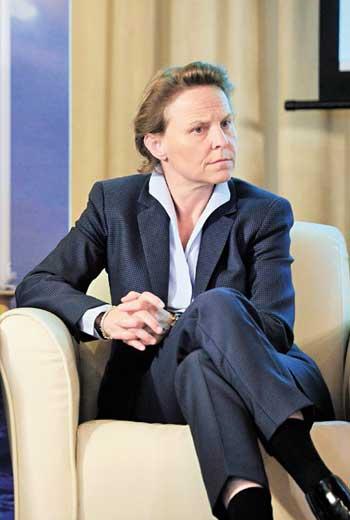 露卡表示,「離岸風電已成為全球運動,看看多少歐洲廠商在台灣!」