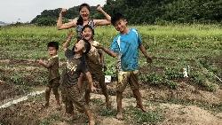 四寶媽的Fun養哲學,陪孩子住在森林的家