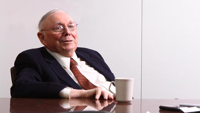 股價合理的卓越企業,勝過股價便宜的平庸企業!巴菲特50年合夥人,蒙格的投資智慧