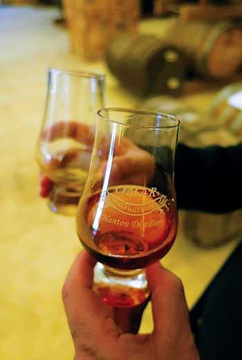 南投酒廠水果風味桶威士忌